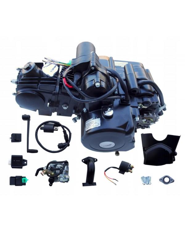 The engine Assembly for ATV 110, 125 transmission 1+1
