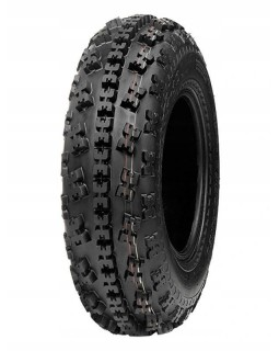 Front tire size 23x7-10 for ATV 125, 150, 200 - figure pyramid