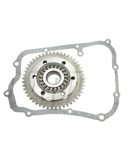 The starter clutch (Bendix) for ATV KEEWAY GTX 300