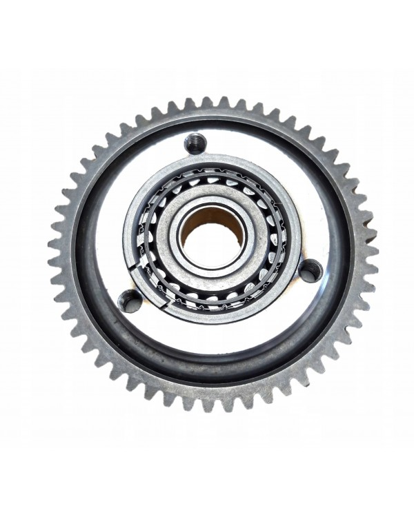 Original overrunning clutch and Bendix Assembly for ATV LUCKY STAR ACCESS SP 250, 300