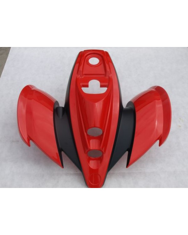 The front plastic (fenders) for ATV SHINERAY 250