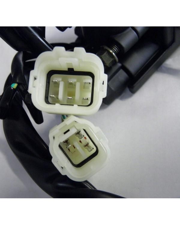 The control unit accelerator connect button drive 2WD/4WD ATV LINHAI 500