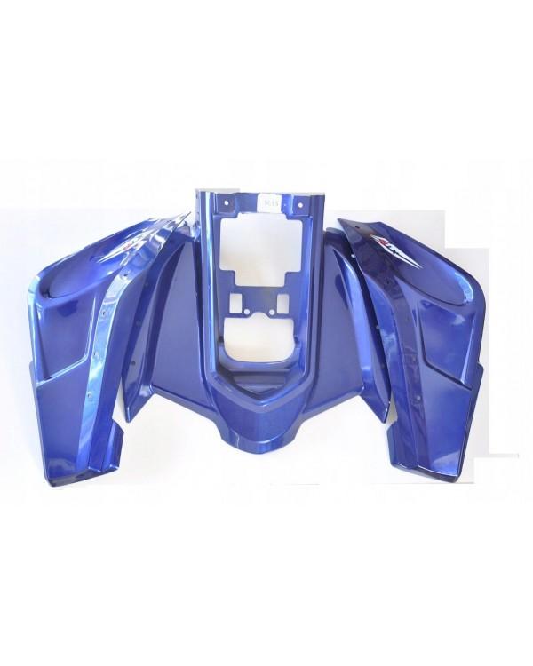 Rear plastic (fenders) for ATV EAGLE 110, 125, 150