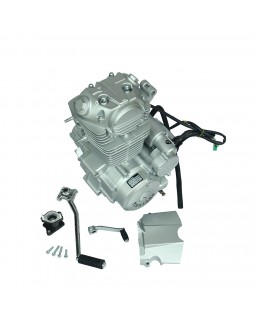 The engine Assembly for ATV CB150 model FDJ-018