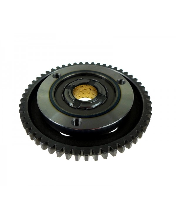 Original overrunning clutch and Bendix Assembly for ATV LUCKY STAR ACCESS SP 250, 300, 400