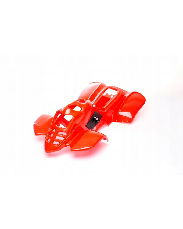 Plastic housing (body) ATV BASHAN 50, 70, 90, 110, 125 with seat