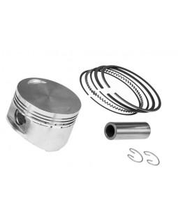 Original piston group kit (piston, ring, finger, stopper) for ATV BASHAN 200