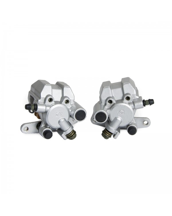 Original set of front (right and left) calipers for ATV ARMADA 200L