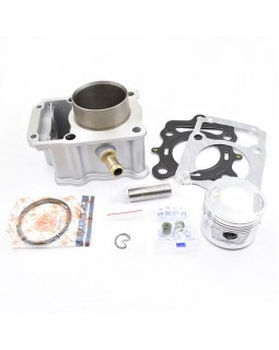 Original cylinder-piston group (CPG) with gaskets for ATV LIFAN 200, 250 with LF163ML, LF167MM engines