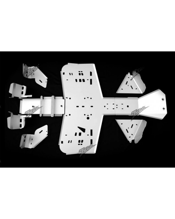 Skid plate aluminum for CAN-AM RENEGADE 1000 G2