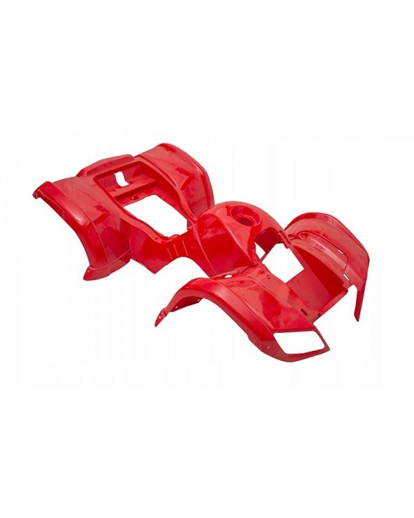 Original one-piece plastic (body) for ATV 110, 125 version U