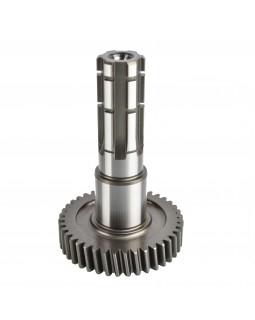 The shaft of the feed transmission for ATV FUXIN 150 DIABLO