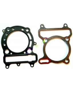 Original block head and cylinder head gaskets for ATV LINHAI 300 with water cooling