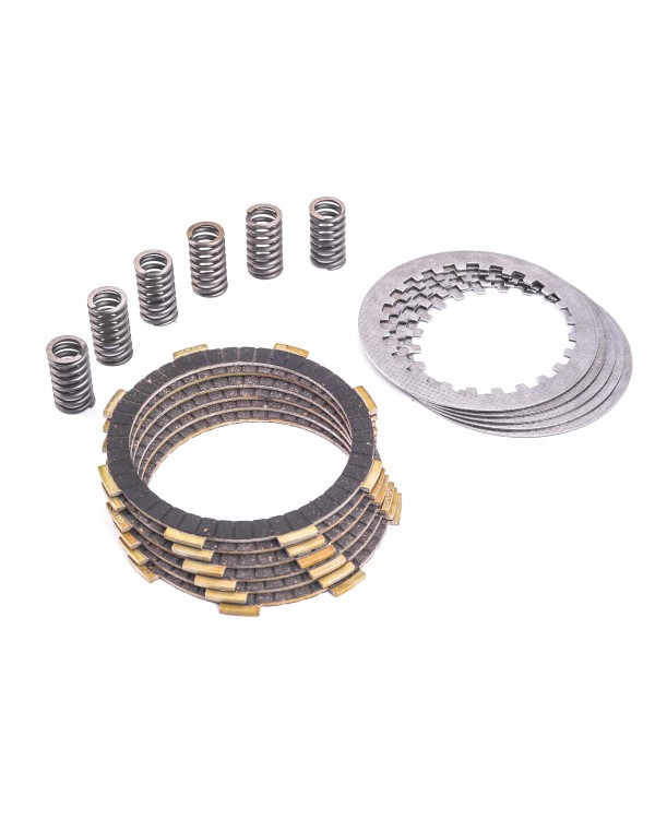 Drives and clutches for ATV BASHAN 200