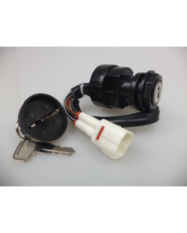 The original ignition switch for ATV YAMAHA YFM 600, GRIZZLY 660