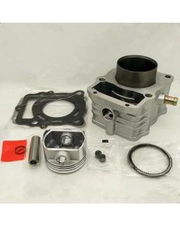 Original cylinder-piston group for ATV LIFAN LF 250 - 67 mm