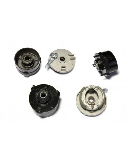 Original front left hub with drum Assembly for ATV IRBIS 110, 125 ver.A12