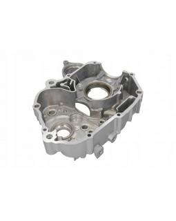 Original left half of the engine (crankcase) for ATV 110, 125