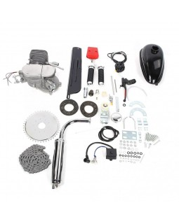 Original mounted 100cc 2T engine kit for any bike