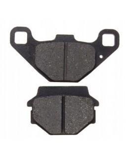 Brake pads front, rear for ATV LINHAI 80, 150 - regular