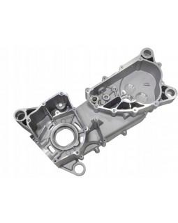 Original engine crankcase left half for ATV ATV FUXIN, DIABLO (FXATV) 150