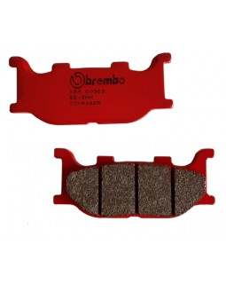 Front brake pads for ATV Linhai Monarch 125, 150 T - BREMBO