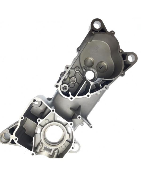 Original Left Half Engine Crankcase for ATV LINHAI 150, 200M