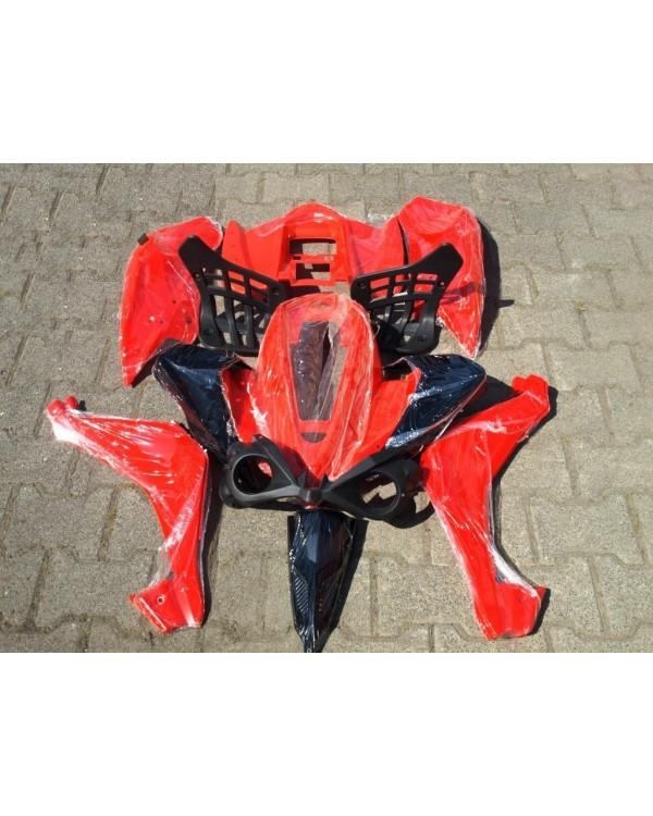 Set of plastic (body) for ATV 110, 125 Q - Version