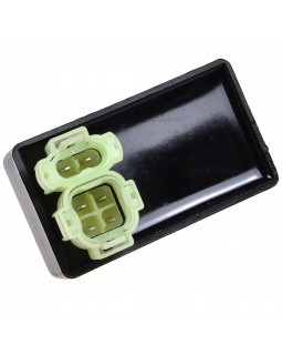 Original CDI ignition module for KYMCO MOBILITY, VITALITY 50 - 4T BASIC, MMC, ONE, CARRY scooters