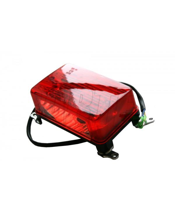 Original tail light (brake light) for UTV HISUN 350, 450, 500, 700