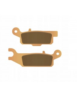 Front right pads for ATV YAMAHA GRIZZLY 550, 700