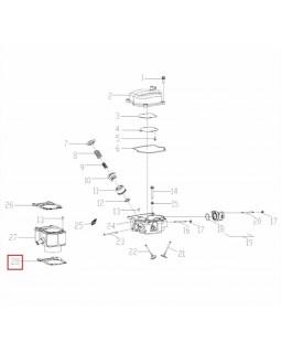 Original Cylinder Gasket for ATV AEON COBRA, CROSSLAND, CUBE, ELITE, URBAN 350 - 4x4