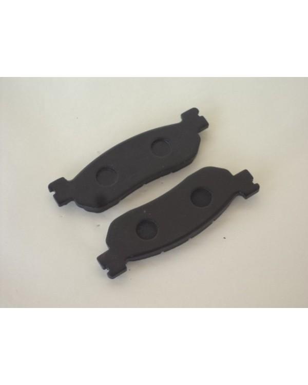 Rear brake pads for ATV Linhai Monarch 125, 150 T - standard