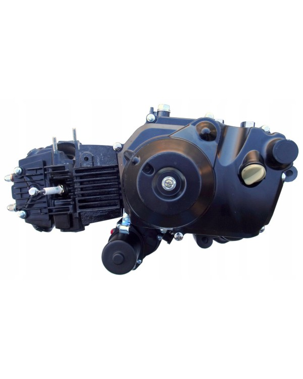 The engine Assembly for ATV 110, 125 transmission 3+1