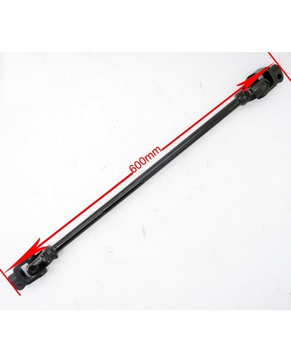 Original steering shaft for BUGGY 110, 150, 200, 250 - 600 mm